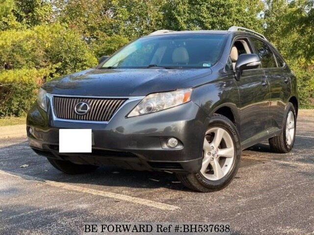 Used 2010 LEXUS RX BH537638 for Sale