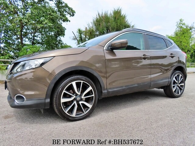 Used 2015 NISSAN QASHQAI BH537672 for Sale