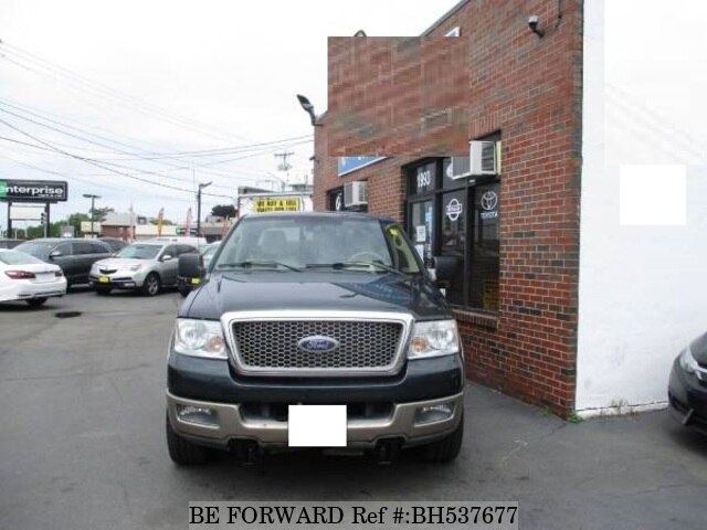 Used 2004 FORD F150 BH537677 for Sale