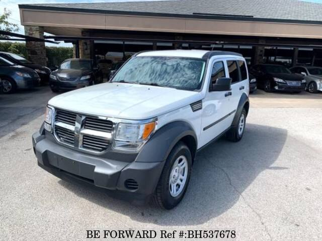 Used 2007 DODGE NITRO BH537678 for Sale