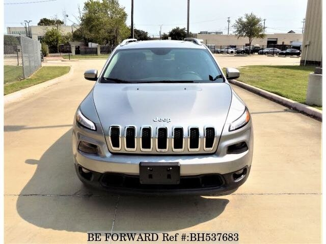 Used 2015 JEEP CHEROKEE BH537683 for Sale