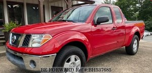 Used 2005 NISSAN FRONTIER BH537685 for Sale