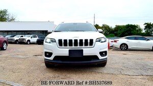 Used 2019 JEEP CHEROKEE BH537689 for Sale