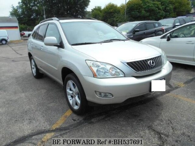 Used 2008 LEXUS RX BH537691 for Sale
