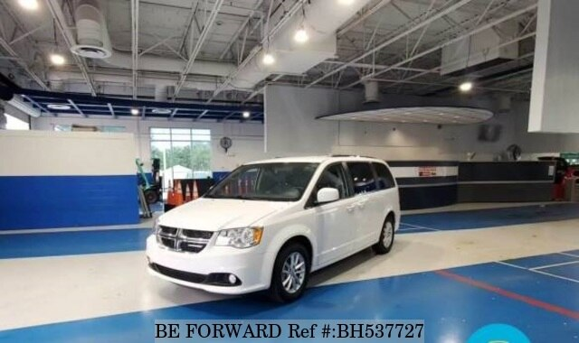 Used 2019 DODGE GRAND CARAVAN BH537727 for Sale