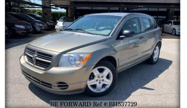 Used 2008 DODGE CALIBER BH537729 for Sale