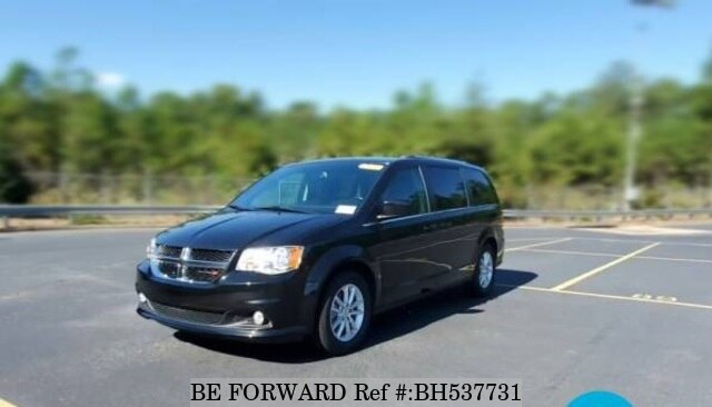 Used 2018 DODGE GRAND CARAVAN BH537731 for Sale