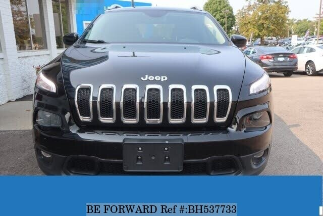 Used 2017 JEEP CHEROKEE BH537733 for Sale