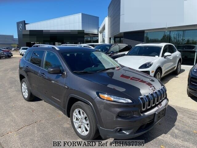 Used 2017 JEEP CHEROKEE BH537735 for Sale