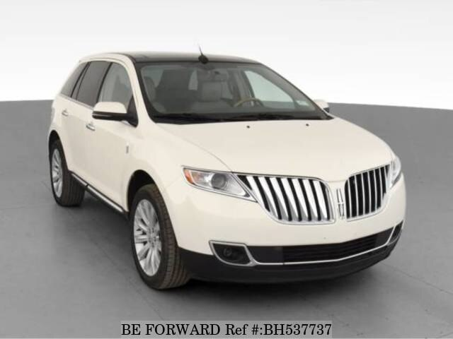 Used 2012 LINCOLN MKX BH537737 for Sale