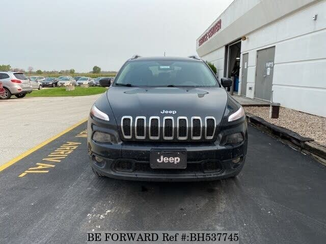 Used 2015 JEEP CHEROKEE BH537745 for Sale