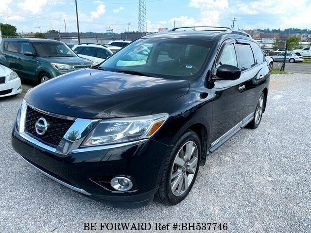 Used 2014 NISSAN PATHFINDER BH537746 for Sale