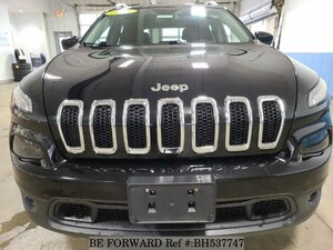 Used 2018 JEEP CHEROKEE BH537747 for Sale