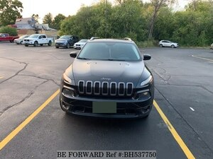 Used 2014 JEEP CHEROKEE BH537750 for Sale
