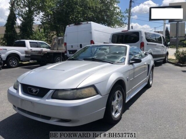 Used 2004 FORD MUSTANG BH537751 for Sale