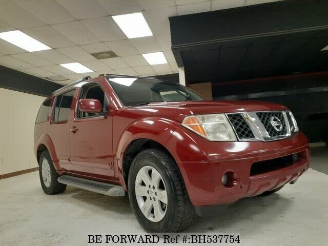 Used 2007 NISSAN PATHFINDER BH537754 for Sale