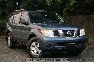 Used 2006 NISSAN PATHFINDER BH537759 for Sale