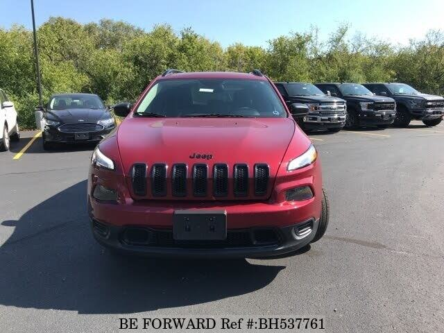 Used 2016 JEEP CHEROKEE BH537761 for Sale