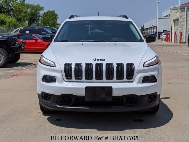 Used 2017 JEEP CHEROKEE BH537765 for Sale