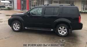 Used 2012 NISSAN PATHFINDER BH537769 for Sale