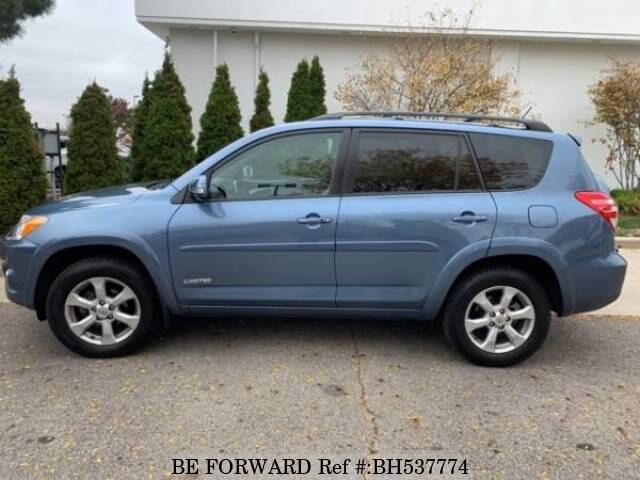 Used 2011 TOYOTA RAV4 BH537774 for Sale