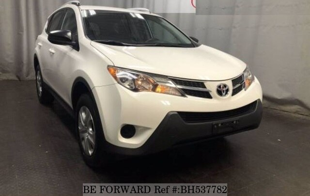 Used 2014 TOYOTA RAV4 BH537782 for Sale