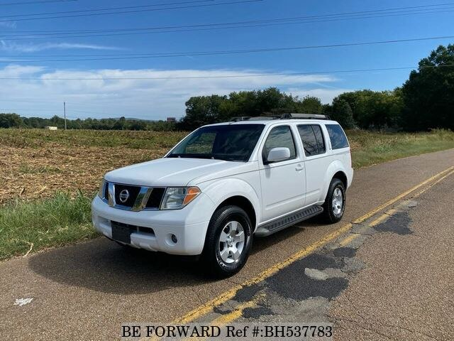 Used 2005 NISSAN PATHFINDER BH537783 for Sale