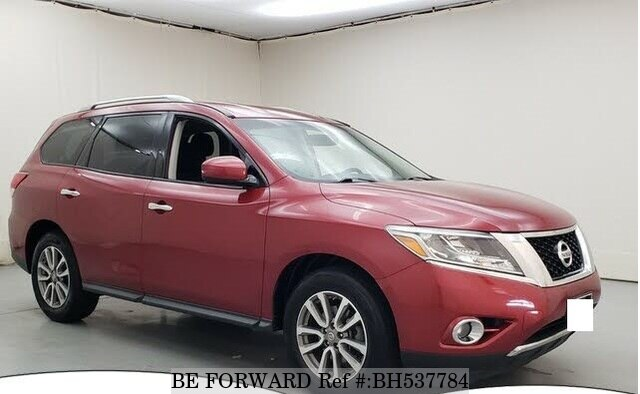 Used 2016 NISSAN PATHFINDER BH537784 for Sale