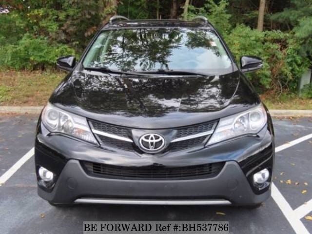 Used 2014 TOYOTA RAV4 BH537786 for Sale