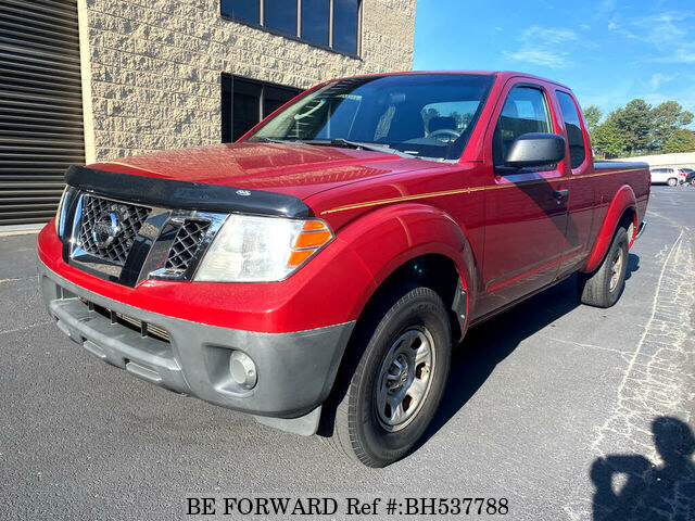 Used 2009 NISSAN FRONTIER BH537788 for Sale