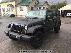 Used 2013 JEEP WRANGLER BH537790 for Sale
