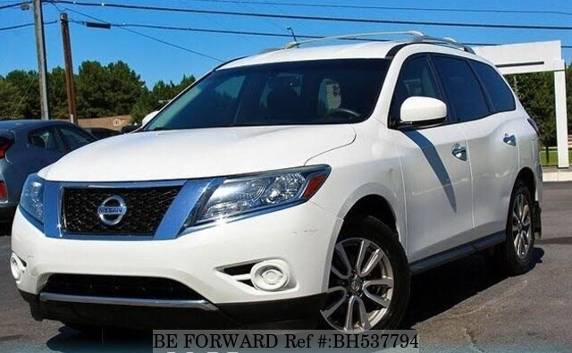 Used 2015 NISSAN PATHFINDER BH537794 for Sale