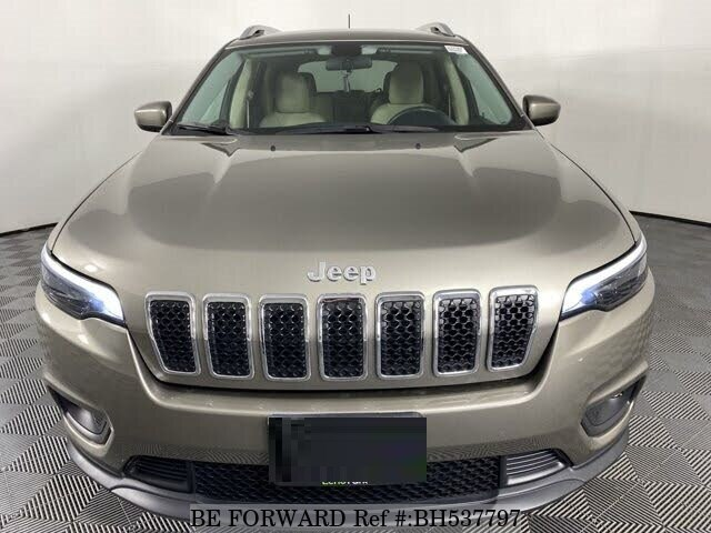 Used 2019 JEEP CHEROKEE BH537797 for Sale