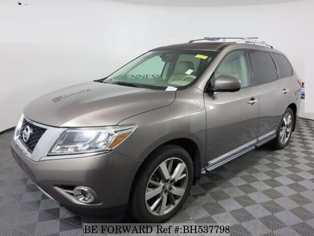 Used 2014 NISSAN PATHFINDER BH537798 for Sale