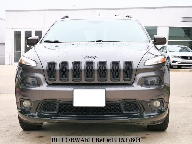Used 2018 JEEP CHEROKEE BH537804 for Sale