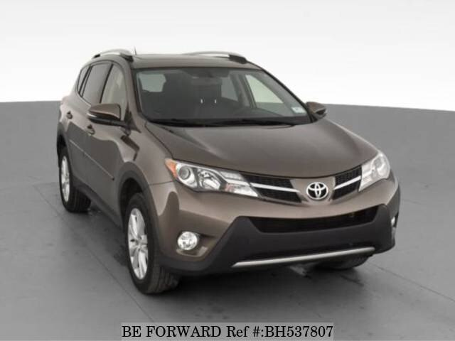Used 2013 TOYOTA RAV4 BH537807 for Sale