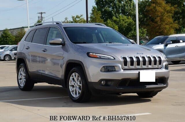 Used 2017 JEEP CHEROKEE BH537810 for Sale