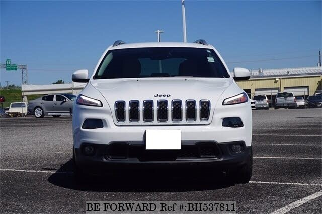 Used 2017 JEEP CHEROKEE BH537811 for Sale