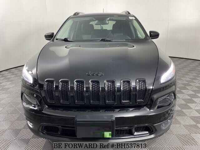 Used 2018 JEEP CHEROKEE BH537813 for Sale