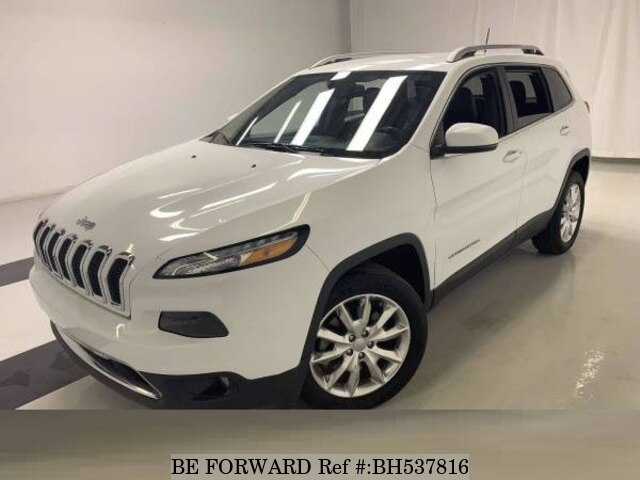 Used 2016 JEEP CHEROKEE BH537816 for Sale