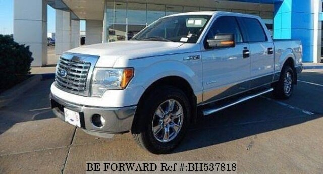 Used 2010 FORD F150 BH537818 for Sale