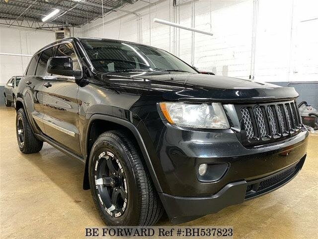 Used 2011 JEEP GRAND CHEROKEE BH537823 for Sale