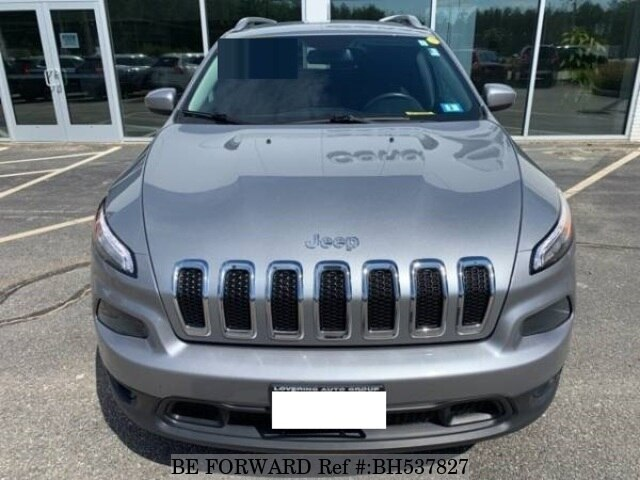 Used 2015 JEEP CHEROKEE BH537827 for Sale