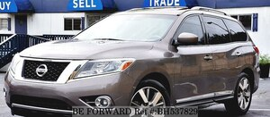 Used 2014 NISSAN PATHFINDER BH537829 for Sale