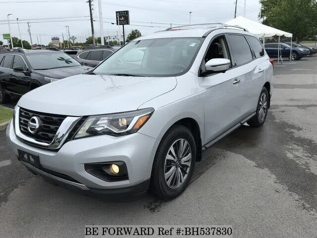 Used 2017 NISSAN PATHFINDER BH537830 for Sale