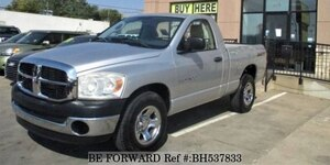 Used 2007 DODGE RAM BH537833 for Sale