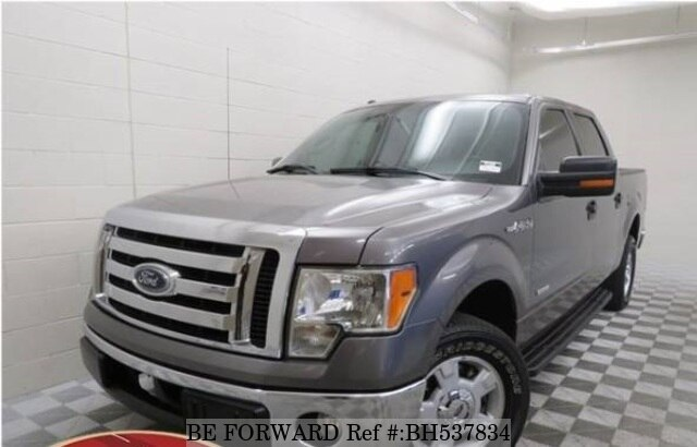 Used 2012 FORD F150 BH537834 for Sale