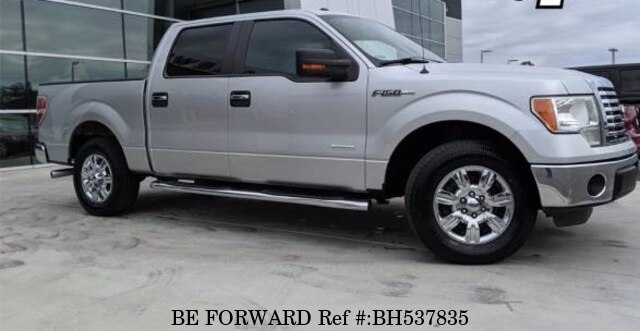 Used 2012 FORD F150 BH537835 for Sale