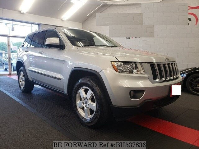 Used 2012 JEEP GRAND CHEROKEE BH537836 for Sale
