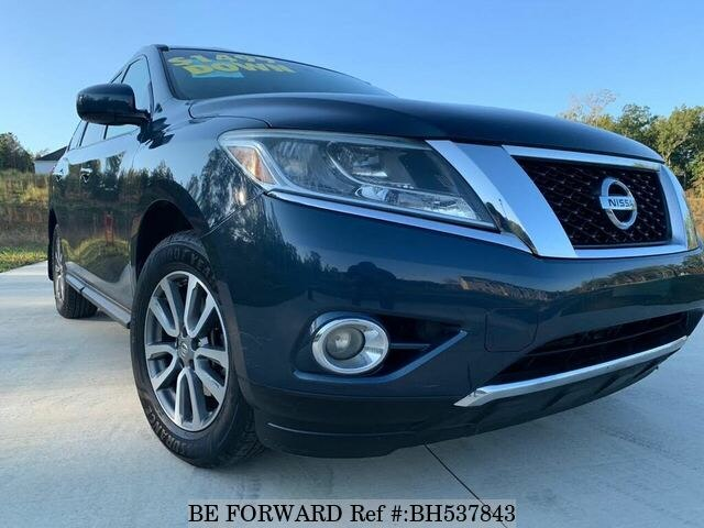 Used 2013 NISSAN PATHFINDER BH537843 for Sale